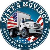 Matt's Moving Residential Commercial Moving and Storage